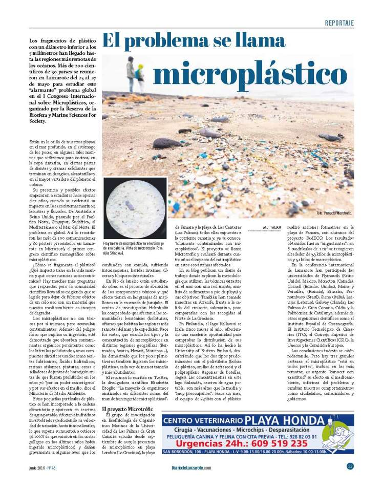 Diario de Lanzarote